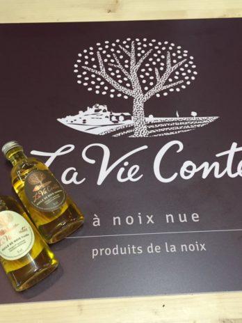 La Vie Contée – Huile de noix fruitée