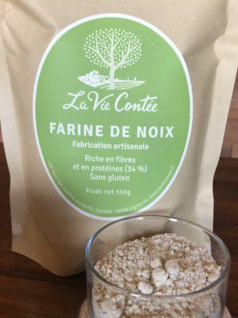 Farine de noix artisanale sans gluten – 500g
