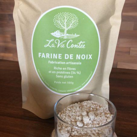 @CyrilleAbonnel - farine de noix