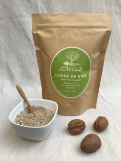 farine de noix 500g