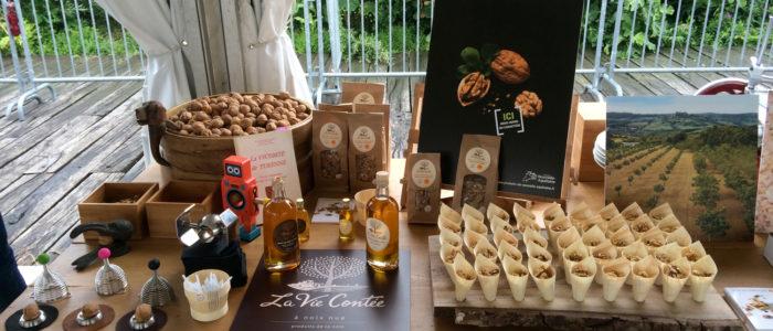 Moulin de La Vie Contée - Stand LGV - Bordeaux 2017