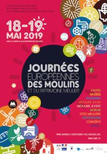 journées européennes des moulins 2019 fédération des moulins de France