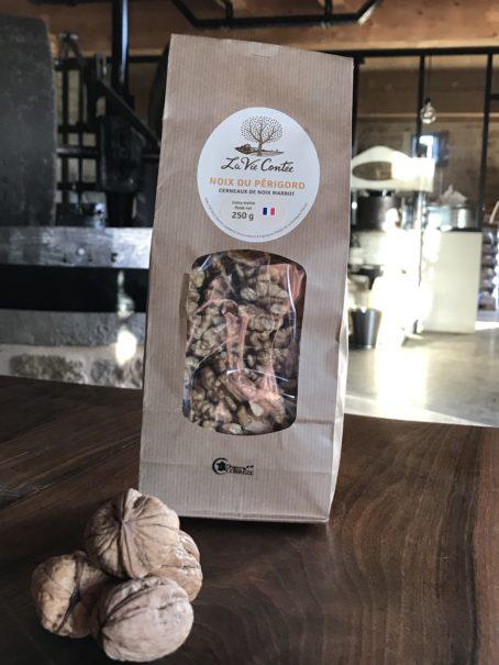 cerneaux de noix de Corrèze Marbot extra moitié 250g