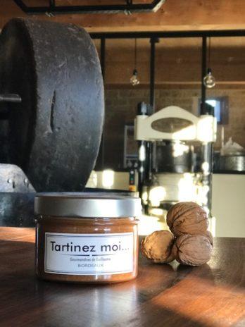 Pâte à tartiner praliné noix – 220g