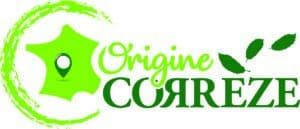 logo Origine Corrèze en quadrichromie