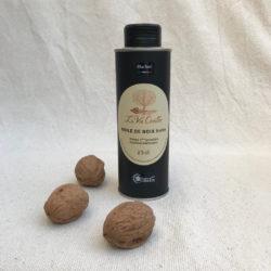 Huile de noix vierge monovariétale Marbot fruitée – 25cl