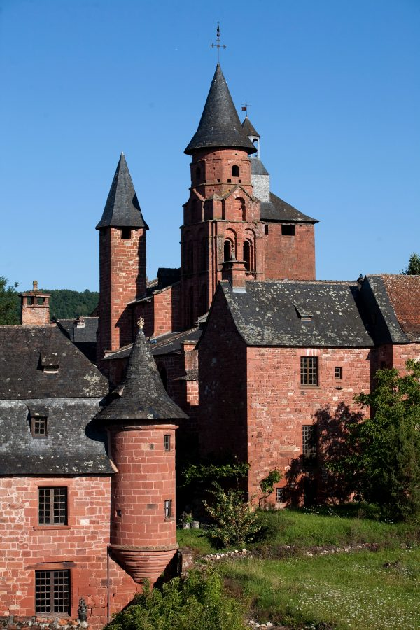 Collonges-la-Rouge - siège de l'association des plus beaux villages de France